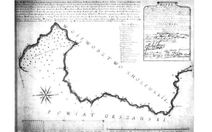 powiat orszanski