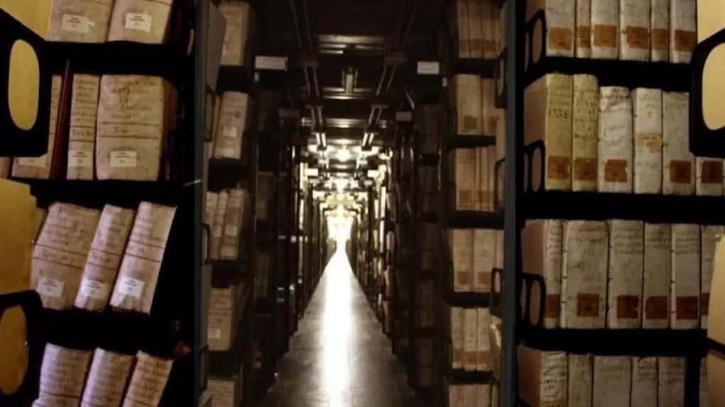 tajne archiwum watykanu