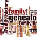 zestaw genealogia